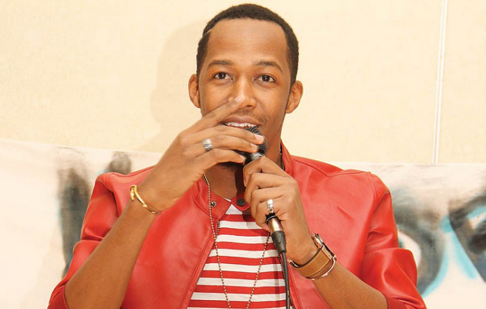 Wema Sepetu's exboyfriend Idris Sultan PHOTO COURTESY