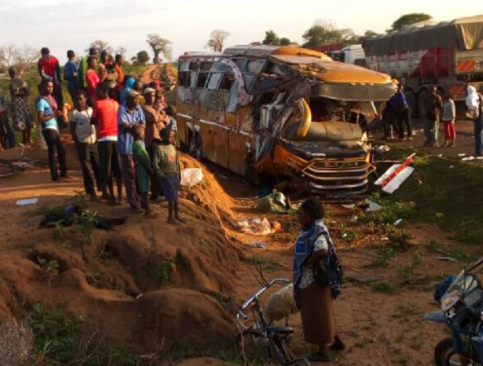 24 Killed In 2017 U0026 39 S Worst Road Accident Mombasa County