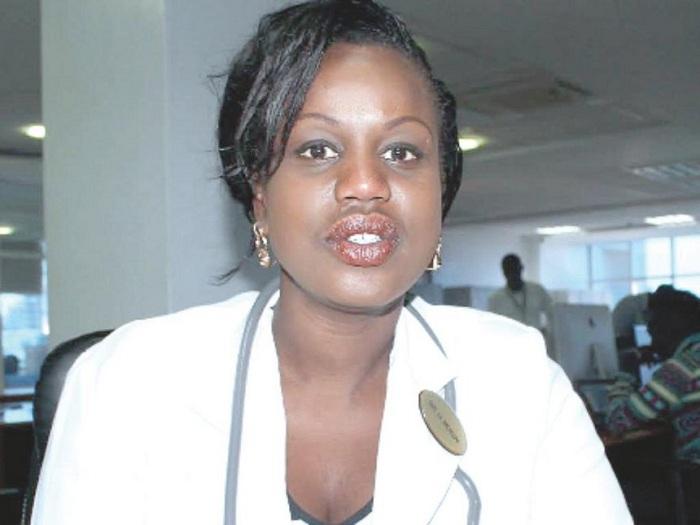 The late Njeri PHOTO COURTESY