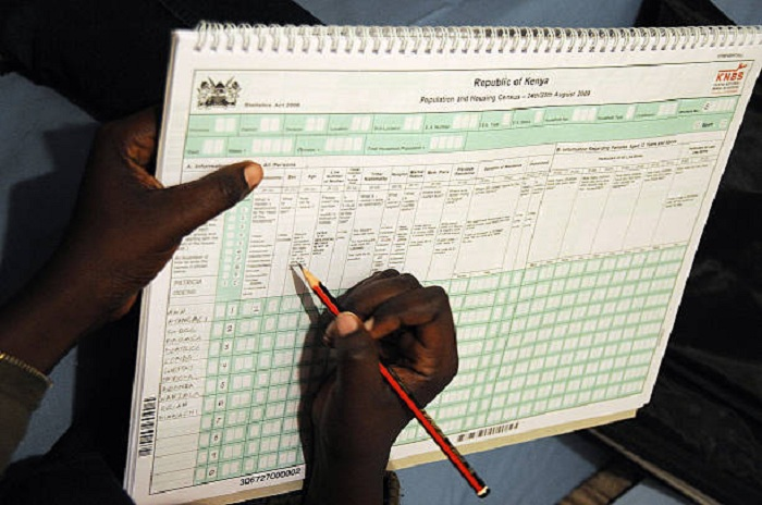 enumerator Application Form Of Census on free blank,