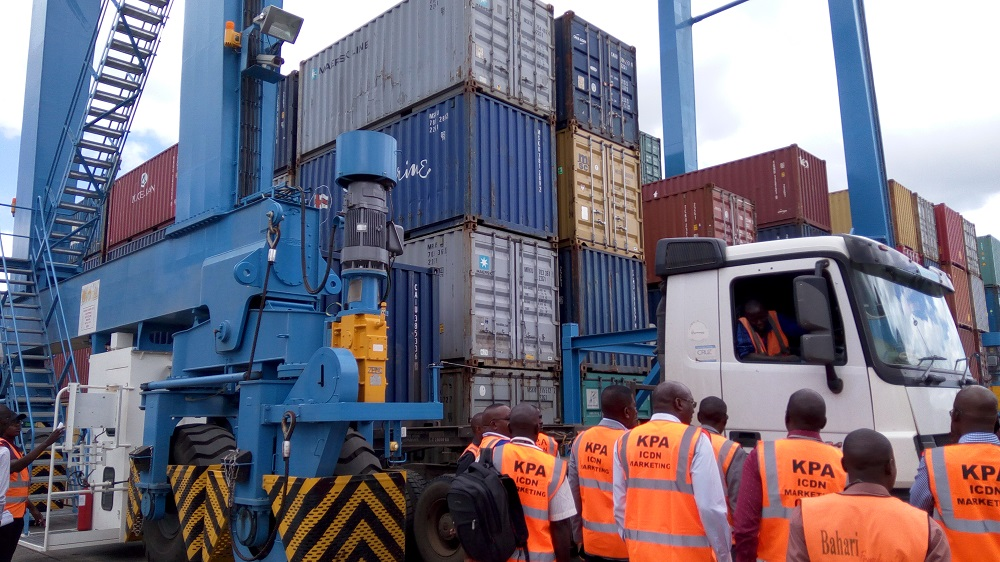 Kpa Urges Clients To Collect Overstayed Containers At