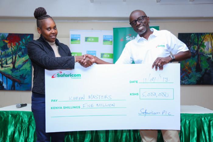 Safaricom dating club 5001