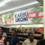 Naivas Supermarket in Likoni