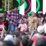 Uhuru Children party State House