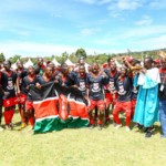Kenyan team