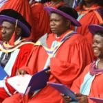 William Ruto graduation