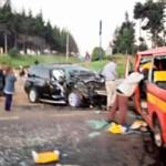 Accident Tuju