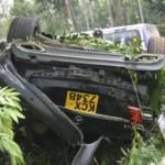 Kelvin Rono Accident