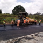 road construction in Mombasa