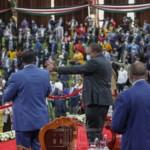 Uhuru BBI launch Bomas