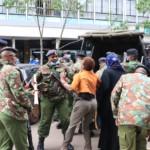 Arrested Human Rights Uganda