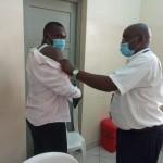 Makokha covid-19 vaccination