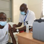 vaccination exercise in Mombasa