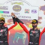 WRC Rally Kenya